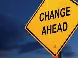 Schimbarea este constanta