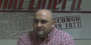 "George Lacatus, Reporter Investigatii: ""A fi RROM NU este un handicap!"""