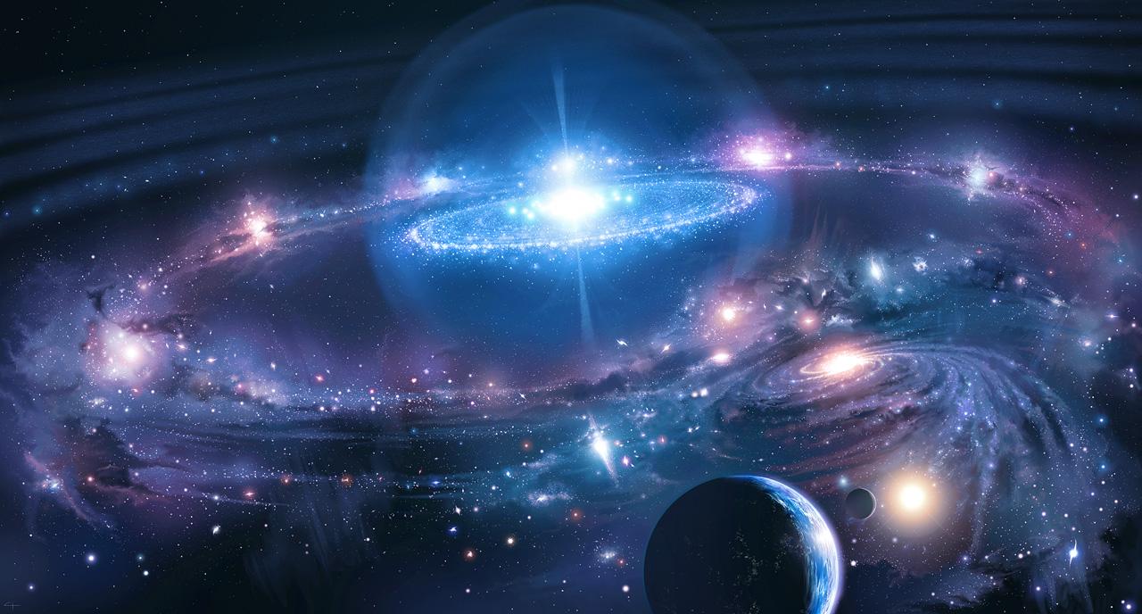 Intentiile voastre pun Universul in miscare
