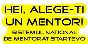 Alege-ti un mentor StartEvo!