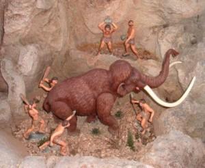 vanarea mamutului