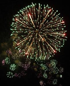 focuri artificii
