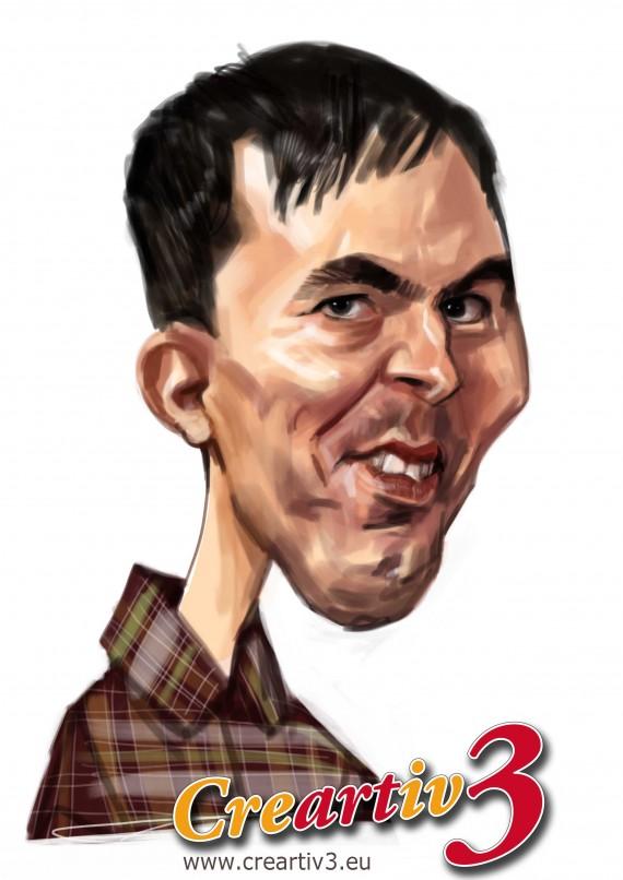 Caricatura Iulian Craciun
