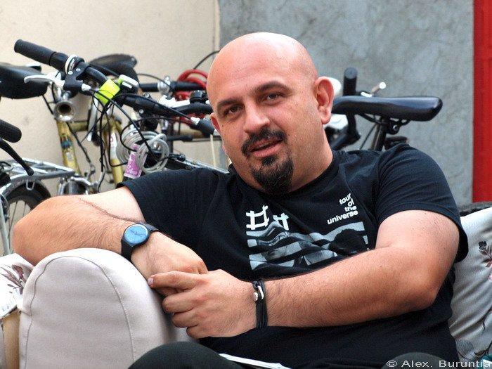 Alin Galatescu –  E important cand te apuci de construit ceva, sa duci constructia pana la capat!