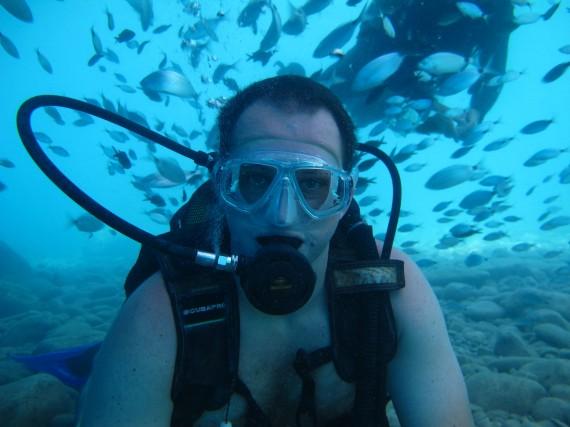 Noro Scuba Diving