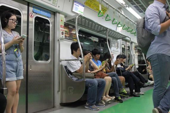 coreeni-in-metrou