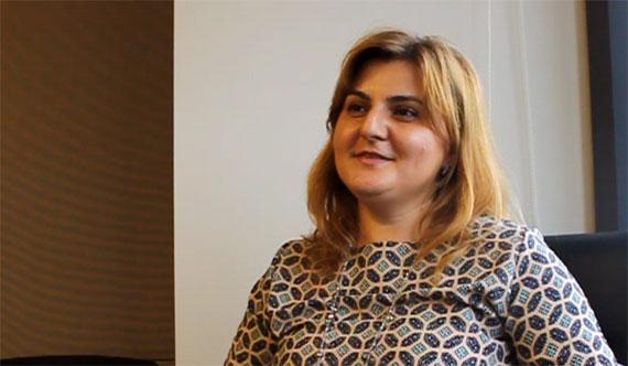 "Daniela Predut (PR Manager LG global) – ""Cultivati-va vointa!"""