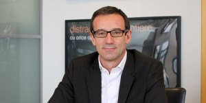 Jean-Francois Fallacher, CEO Orange
