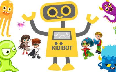 Platforma Educațională KIDIBOT s-a lansat în Republica Moldova