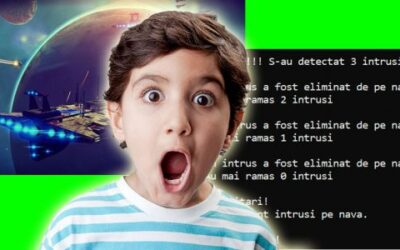 S-au lansat Micro-Cursurile Kidibot pentru copiii din Moldova